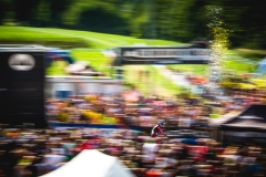 The man of the year, Aaron Gwin rewrote the book on what it means to race a bike down a hill. Unsettlingly fast in 2015, everyone is wondering what Worlds and 2016 will bring. You winner on the day, and World Cup champion.