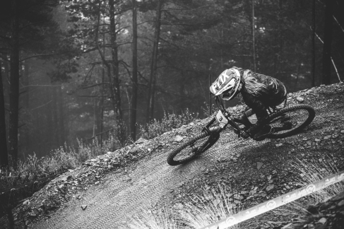 Quick-witted and even faster on a bike, Tahnee Seagrave is another Brit climbing the ranks, and I wouldn't be surprised to see her on the top of the podium in 2016.