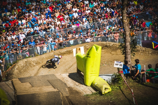 3/3 Sam Blenkisop. Look at that lean-angle and roost getting ripped up! Good stuff.