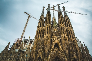 The Sagrada Familia is a magnificent piece of architecture, and to see the 133-year-in-the-making structure in person was something special. Barcelona is a neat place, and I'm actually quite keen to go back!