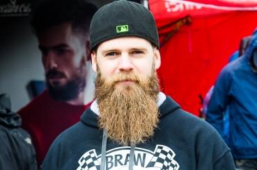 I've forgotten this bearded fellow's name.