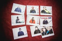 Polaroid Portraits for the Photo Squids.