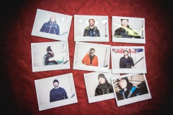 Polaroid Portraits for the Photo Squids.