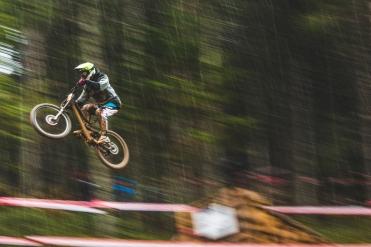 Rider In The Rain 1/25th Andorra