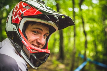 Fraser McGlone is an aggro dude, but quick to smile. Look for him to put up some numbers in 2016!