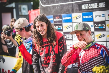 Interesting foreshadowing at MSA. Loic became World Champion; Josh got 2nd at World Champs; Troy would have likely podiumed World Champs. These three are all under 25, and already at the top of the sport. Amazing. 2016 will be awesome.
