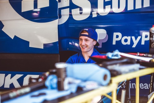 Jacob DIckson is riding high after a mega 37th in Andorra - he'll be reppin' Ireland this weekend.