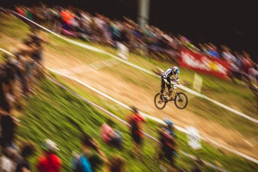 Sending it deep, Brook MacDonald kept the fire on even after a less-than-ideal run. A growing year on a new team and new bike, 2017 is looking promicing for Bulldog.