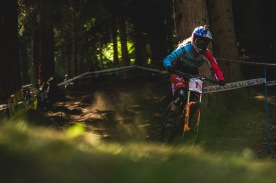 Never one to rest on her laurels, Rachel Atherton is riding with vigor and focus. She may have wrapped up the Overall a round early this year, but she knows World Champs is all about Sunday.