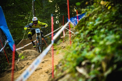 It's been an up-and-down season for Sam Blenkinsop, but results side, his abilities havn't waivered, and he looks fast as ever. Smiling all week long at World Champs, we'll see what the off-season brings for him!