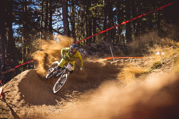 Who can pass up a rad roost shot? I sure can't...Guilaume Larbeyou!