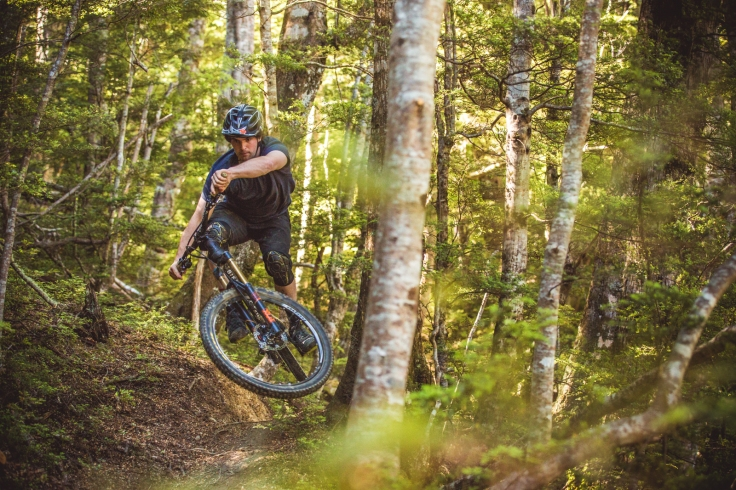 Jake Hood is the head mechanic at one of the local bike shops, Bikeaholics, and revels in his after-work rides.