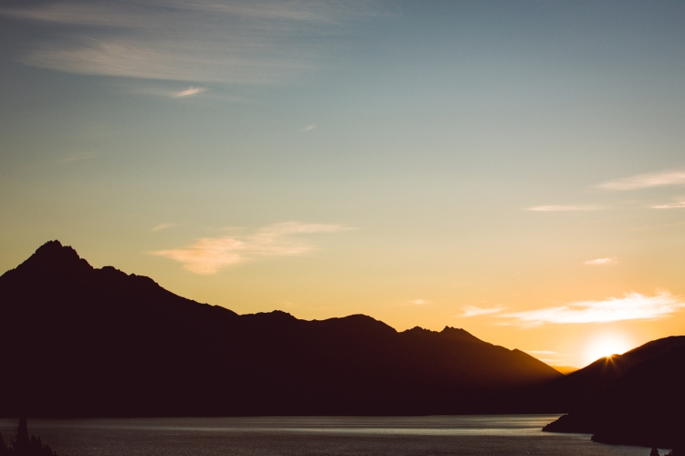 Queenstown has views that never get old.