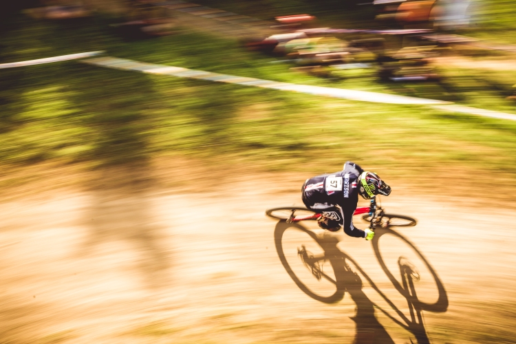 Charlie Harrison is quickly becoming one of the it-factor riders. 14th at Worlds, the second-fastest American, he's towing the line well for American racing.