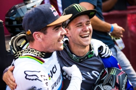 Friends and competitors.